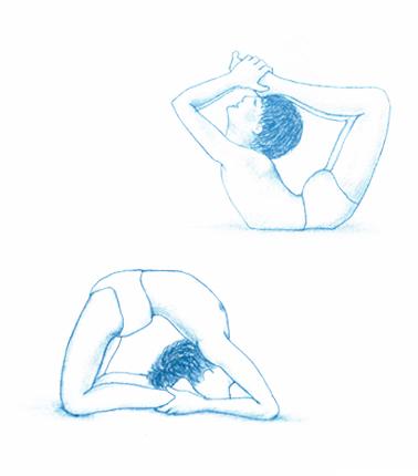 croquis yoga2